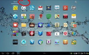 pantallazo añadir widget